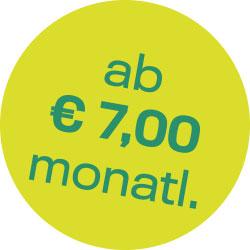 Ab € 7,- Hörgerät versichern